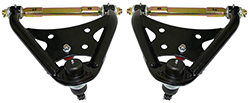 1965-70 CHEVY FULL SIZE CAR, FRONT TUBULAR UPPER CONTROL ARM SET (TCA-U6570)