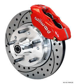 1982-02 Chevy S10 Wilwood Forged Dynalite Pro Series Front Brake Kit