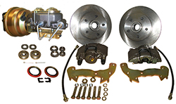 1959-60 Cadillac Front Power Disc Brake Conversion Kit