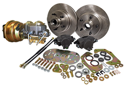1961-62 Cadillac Front Power Disc Brake Conversion Kit