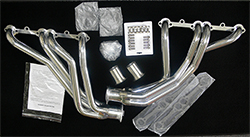 1964-87 Chevy Truck Headers, Ceramic Coated