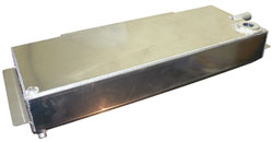 1947-53 Chevy Truck Aluminum Fuel Gas Tank, 19 Gallon