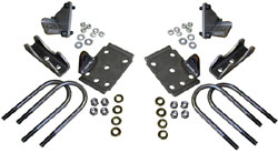 1947-55 Chevy Truck Rear End Conversion Kit with Shock Mounts