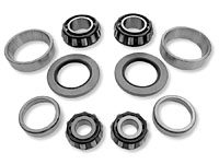 1953-62 Chevy Corvette, Tapered Roller Bearing Conversion Kit