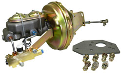 1960-66 GMC TRUCK and CHEVY TRUCK POWER BRAKE BOOSTER KIT (BB-9-6066) 16658