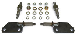 1955-59 Chevy Truck Front Shock Mount Kit
