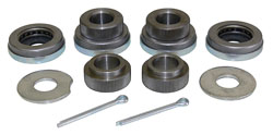1955-57 CHEVY BELAIR/210/150, IDLER ARM BEARING CONVERSION KIT (IBK5557)