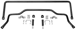1959-64 CHEVY IMPALA | BELAIR | BISCAYNE, FRONT AND REAR HOLLOW SWAY BAR KIT (S1SK5964H)