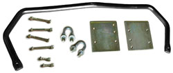 1958-64 CHEVY IMPALA/BELAIR/BISCAYNE, REAR PERFORMANCE SWAY BAR KIT (PO934U)