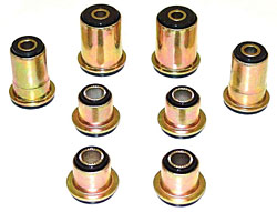1962-67 Chevy Nova Control Arm Bushing Kit, Front, Poly Urethane