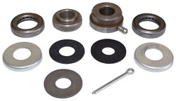 1962-67 CHEVY II-NOVA, IDLER ARM BEARING CONVERSION KIT