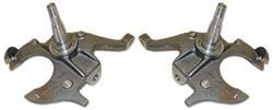 "1964-88 GM A and G-BODY, 2"" DROP SPINDLES (SET)"