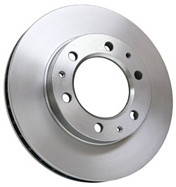 1947-59 Chevy and GMC Truck Disc Brake Conversion Rotors, 6-Lug