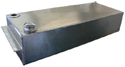 1948-60 FORD F-1 and F-100 TRUCK, 21 and 17 GALLON ALUMINUM FUEL TANKS