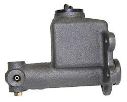 1955-58 Chevy Belair, Impala, OE Master Cylinder, Replacement Type