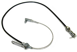 STANDARD THROTTLE CABLE (POL7207)