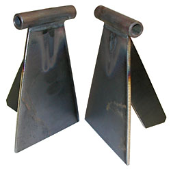 1948-64 Ford F-1 & F-100 Truck, Ford Small Block V-8 Engine Mounting Brackets For IFS Front End