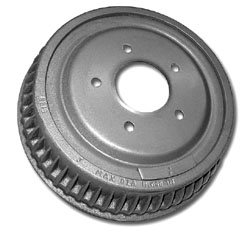 1971-87 Chevy-GMC, C-10, C-15, Truck, Replacement Brake Drum, Rear