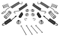 1967-69 CAMARO/FIREBIRD, FRONT SPRING KIT (DRUM BRAKE VEHICLE)(7103)