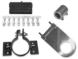 1947-59 GMC Truck and Chevy Truck Steering Column Install Kit, Original Gear Box (SCI4759M) 18559