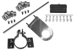 1947-59 Chevy Truck Steering Column Install Kit For Power Steering or Rack-n-Pinion