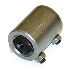MANUAL STEERING COUPLER, FOR TILT STEERI