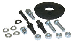 STEERING COUPLING DISC KIT (EACH)(SCDK)