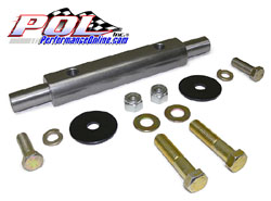 1962-67 Chevy 2 Nova, Upper Control Arm Cross Shaft, Billet Steel, Ea.