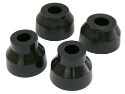 GM CARS, BALL JOINT BOOTS, POLY URETHANE (SET OF 4)(19-1715-BL)