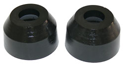 GM VEHICLES, TIE ROD END BOOTS, POLY URETHANE (PAIR)(19-1712-BL)