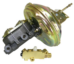 1967-72 Chevy Chevelle, El Camino, Buick Skylark, Pontiac GTO, Oldsmobile Cutlass, GM A-Body, Power Brake Booster Kit