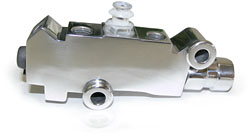 GM Proportioning and Combination Valves, AC Delco 172-1353 and 172-1361 Type Chromed