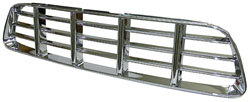 Chrome Grille, 1955-56 Chevy Truck, Reproduction