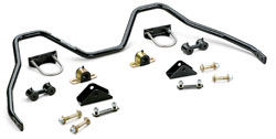 1958-64 Chevy Impala, Belair and Biscayne, Rear Performance Sway Bar Kit, Tubular