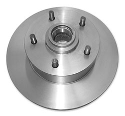 Brake Rotor, Front Replacement Type and Disc Brake Conversions, Aimco 5514