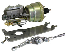 49-51 MERCURY (MERC) FULLSIZE CAR, POWER BRAKE BOOSTER KIT