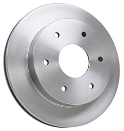1951-87 Chevy-GMC, 1/2 Ton Truck Disc Brake Conversion Rotor, Rear, 5 or 6 Lug