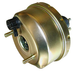 "8"" SINGLE DIAPHRAGM POWER BOOSTER, ZINC"