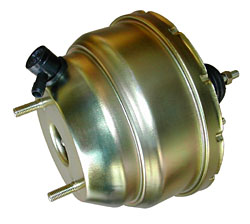 "8"" DUAL DIAPHRAGM POWER BOOSTER, ZINC (SRB-8D)"