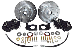 1968-73 Ford Mustang Disc Brake Conversion Kit