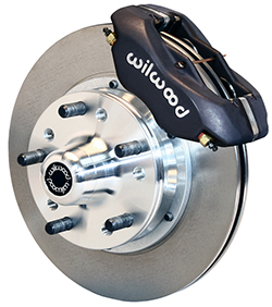 Wilwood Dynalite Pro Series Kit, 1963-64 Corvette Front Disc Brake Conversion Kits